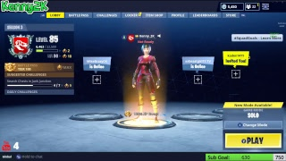 Playing Fortnite Battle Royale [PC] - New Skins! 5700+ Kills | 161 Wins | Level 84