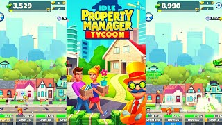 Idle Property Manager Tycoon  Ios  Android Mobile Gameplay
