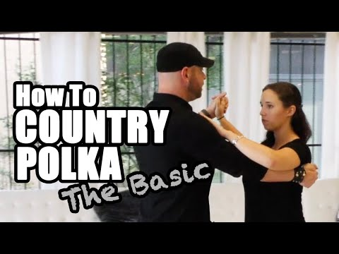 Polka Dance Week1 Basic Steps Part1