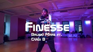 "Bruno Mars Ft. Cardi B ""Finesse"" (Remix)- Keenan Cooks"