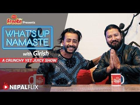 Sisan Baniya Reveals His YouTube Journey to Girish Khatiwada | What's up Namaste EP 8