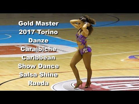 Gold Master 2017 Torino, Danze Caraibiche, Caribbean Show Dance, Salsa Shine, Rueda (18)