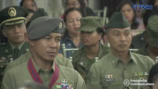 122nd Philippine Army (PA) Founding Anniversary (Speech) 3/21/2019