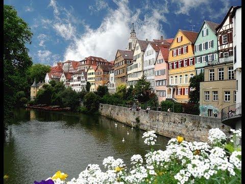 Ciudad universitaria de Tübingen en Alemania. que ver, hacer y visitar en un día.