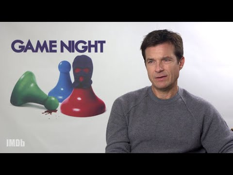'Game Night' Cast Decide Jason Bateman Is  Funniest Cast Member  IMDb EXCLUSIVE
