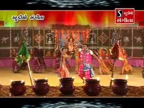 Aashapura Maa Na Non-Stop Garba - Hemant Chauhan