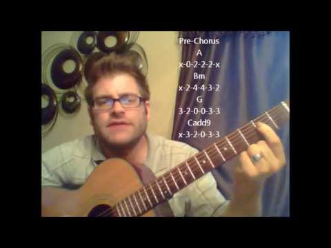 How To Play Cuts Like A Knife By Bryan Adams On Acoustic Guitar
