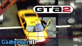 Grand Theft Auto 2 Gameplay (PC HD)