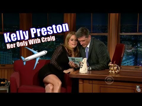 Kelly Preston  Wears Nothing On Her Husbands' Plane  Her Only Appearance Texmagery