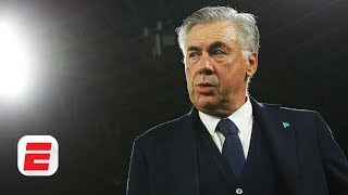 Can Carlo Ancelotti and Napoli survive this week's player mutiny? | UEFA Champions League