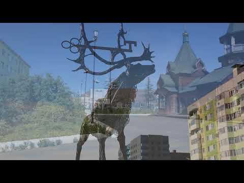 видео: г Норильск