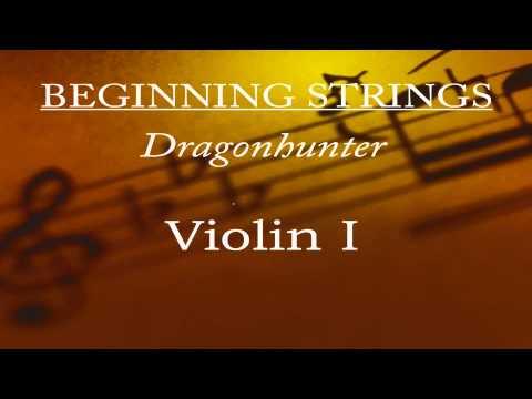 Dragonhunter Violin I