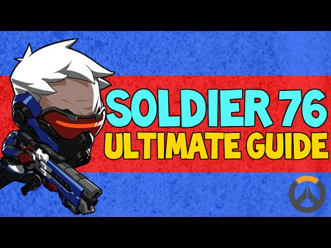 The Ultimate Soldier: 76 Guide - EVERYTHING you need to know!