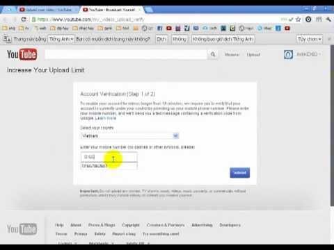 Mẹo Upload video dài hơn 15 phút lên Youtube - Thủ thuật _ GenK.vn.flv