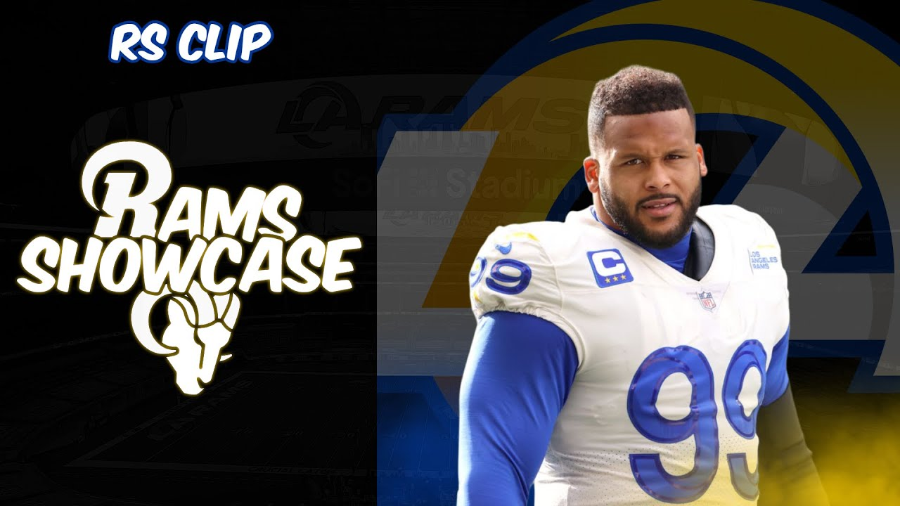 Details on assault allegations against Rams' Aaron Donald, plus ...