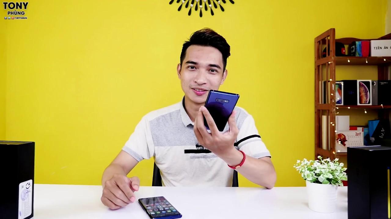 Mua Samsung Galaxy Note 9 512GB với giá chỉ 21 triệu – Rẻ không tin nổi!