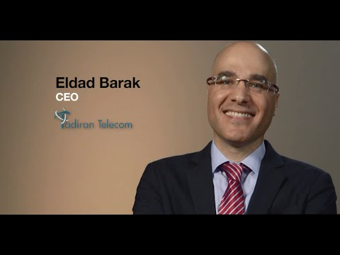 Tadiran Telecom Uses AWS to Bring Telecommunications to the Cloud
