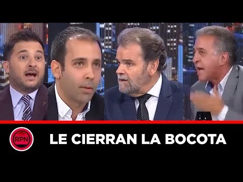 Itaí Hagman y Brancatelli LE CIERRAN LA BOCOTA a Néstor Pitrola y Eugenio Semino