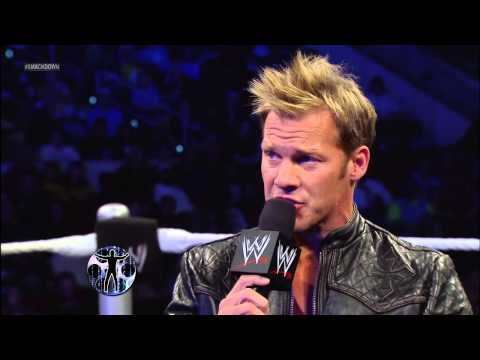 "Chris Jericho presents ""The Highlight Reel"" with special guest Ryback: SmackDown, May 10, 2013"