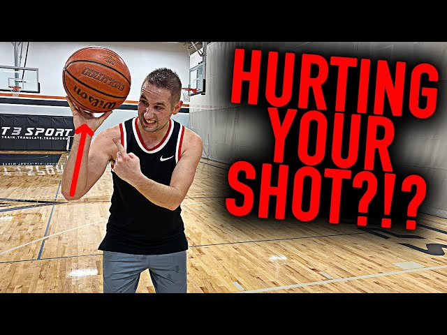 Pro Tips to Bust a Shooting Slump FAST | Basketball Shooting Tips
