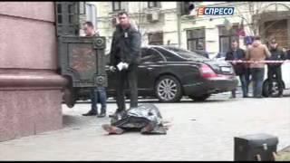 У центрі Києва вбили російського екс-депутата Вороненкова, який втік до України