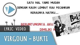 Virgoun - Bukti (Official Lyric Video) Cover - Videoscribe - 2017