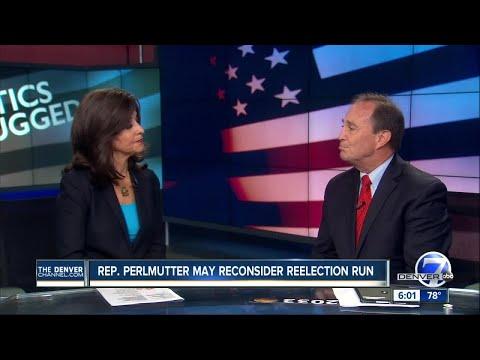 Colorado Congressman Ed Perlmutter is reconsidering his decision to leave politics