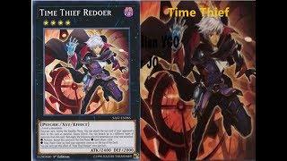 [遊戲王YGO PRO]Time Thief GamePlay影片