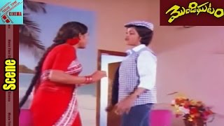 Video Radhika Men Getup Coomedy Scene || Mondighatam Movie || Chiranjeevi, Radhika || MovieTimeCinema download MP3, 3GP, MP4, WEBM, AVI, FLV November 2017