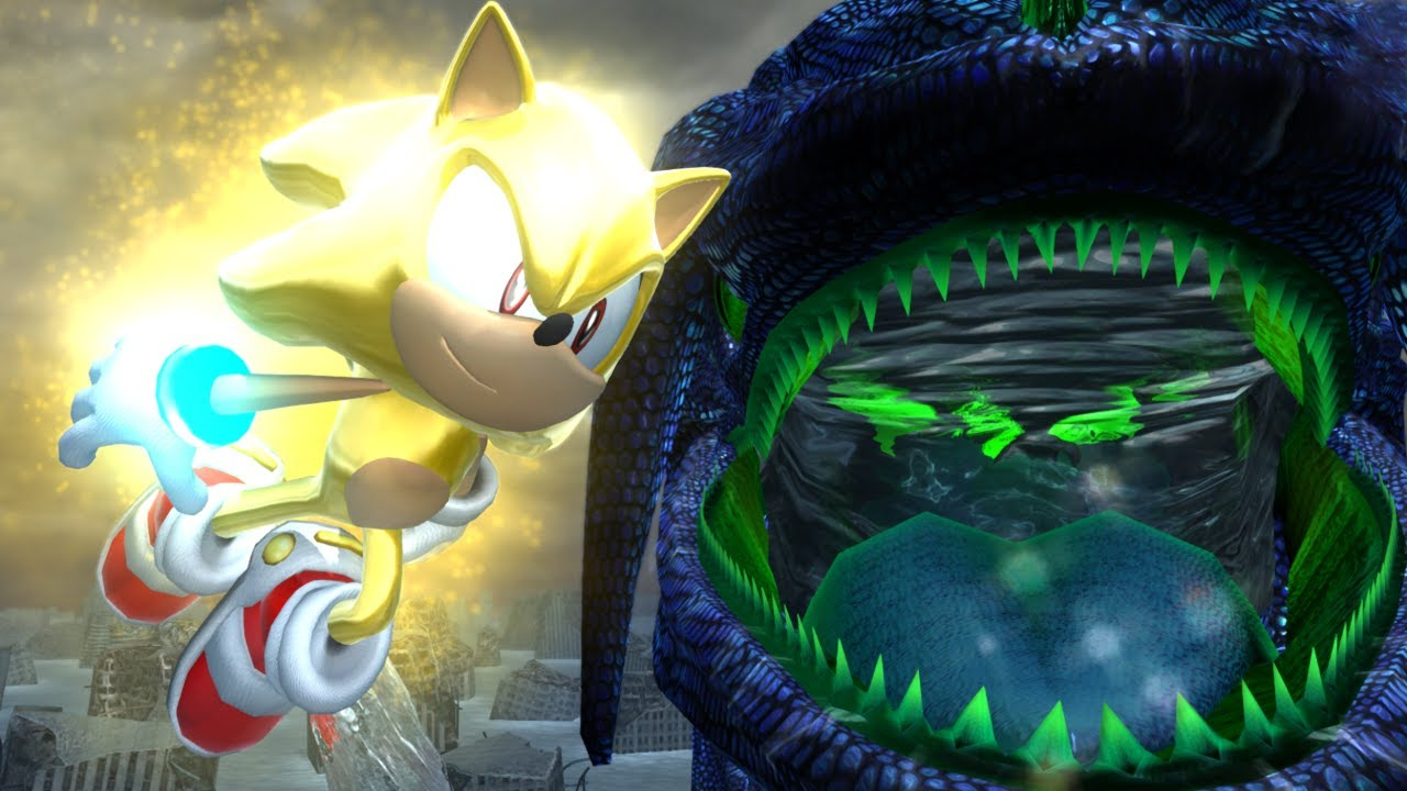 A What If: Sonic Adventure Remake Final Boss?