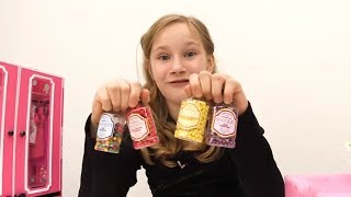 Кукла Барби и Конфеты для исполнения желаний! Sweet Bar - Видео для девочек
