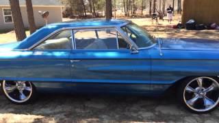 1964 Ford Galaxie Walk Around