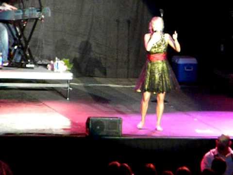 Carrie Underwood --Jesus Take The Wheel--Oklahoma Music Hall of Fame