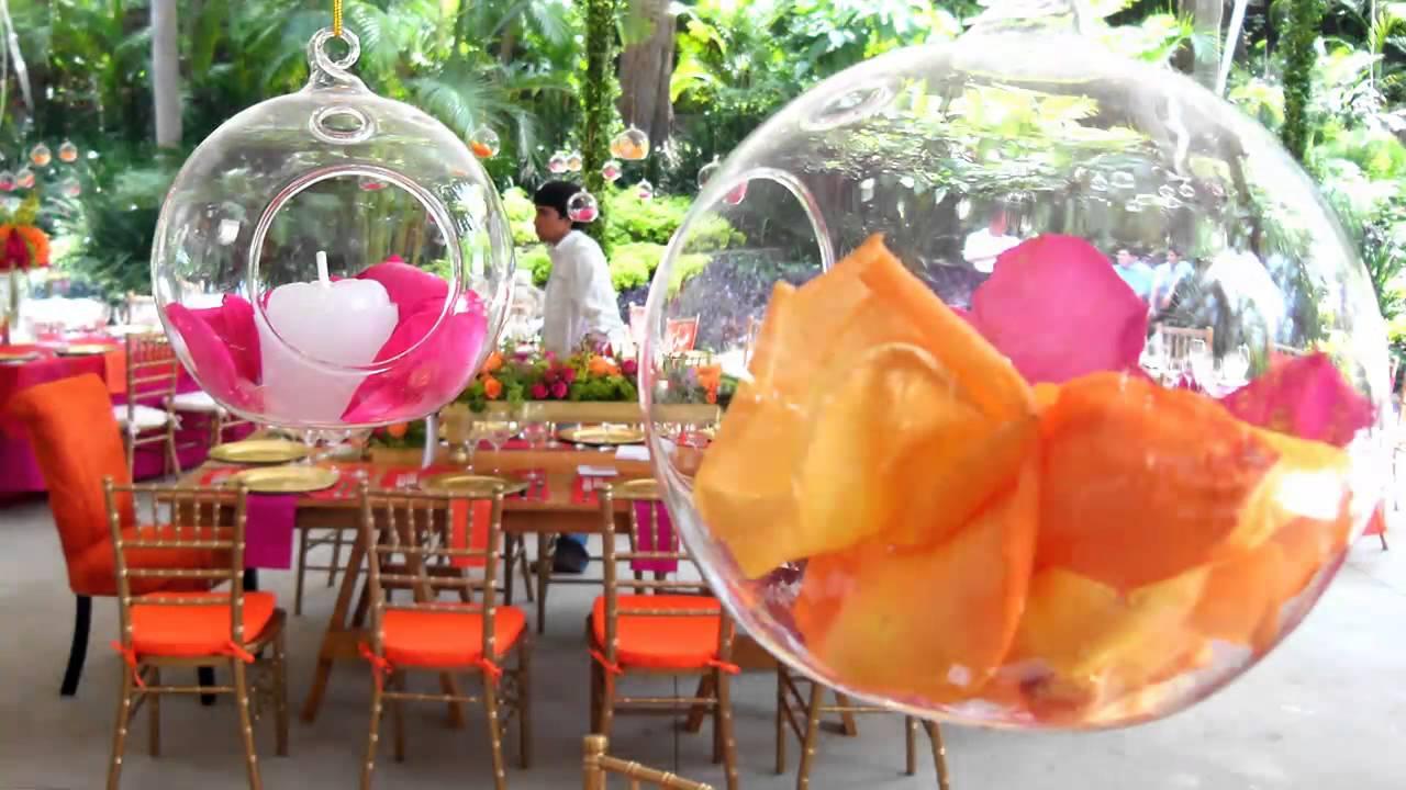 Boda hindu loacacion la ca adita con floreria el paraiso - Decoracion indu ...