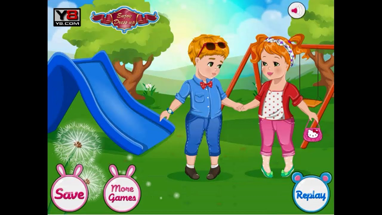 Double Baby Shower Game - online babay games for little ...