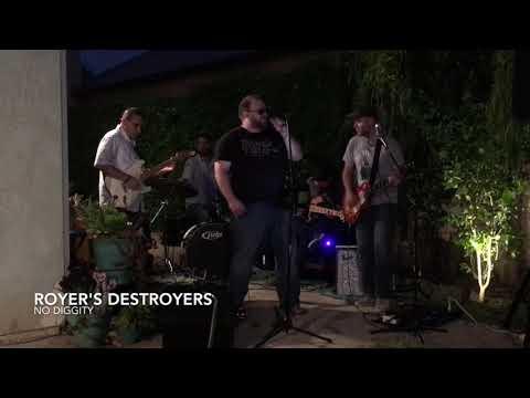 Royer's Destroyer - No Diggity