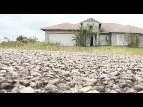 Lehigh Acres - ABANDONED - Eerie Post Apocalyptic Town