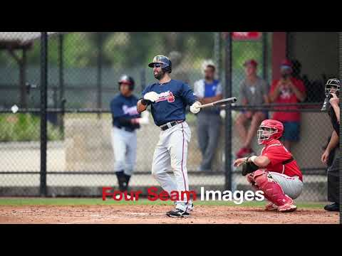 Jose Bautista Braves Home Run - Extended ST