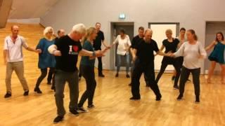 Salsa Cubansk for let øvet 1 ved Stine Ortvad hos ElStudio.dk