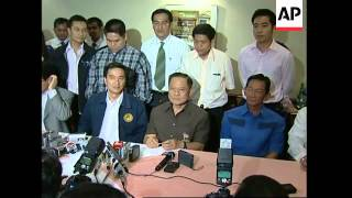 Opposition will rejoin future polls if April 2 vote nullified