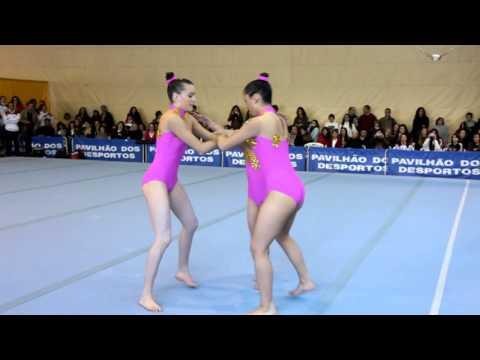 Acrobatic Gymnastics District championship 2011 W3 GCV