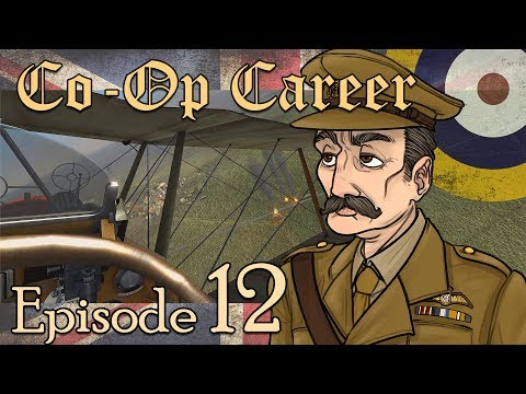 Rise of Flight - MP Career Ep 12: The Taxi and the Train
