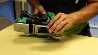 Modifications Needed For A Surfboard Planer
