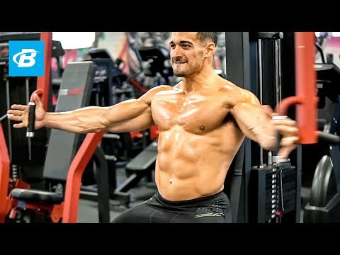 HIgh-Volume Push Workout - Chest, Shoulder, & Triceps | Brian DeCosta