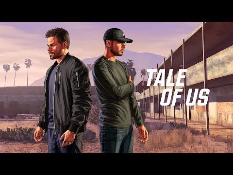 GTA Online - After Hours: Tale Of Us full liveset (ingame capture)
