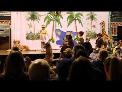 Wide Mouth Frog Kindergarten Program AS Rhodes Elementary School