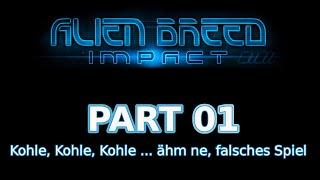 Knorke Lets Play Alien Breed Triology Impact Part 01 German Gameplay