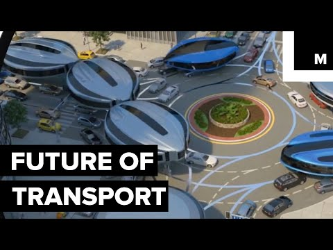 Future of public transportation