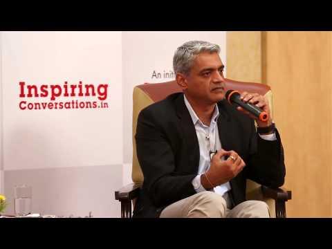 Inspiring Conversations 7 with Capt Ragu Raman. Interviewed by Agnelorajesh Athaide