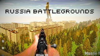 RUSSIA BATTLEGROUNDS [Gameplay, PC]